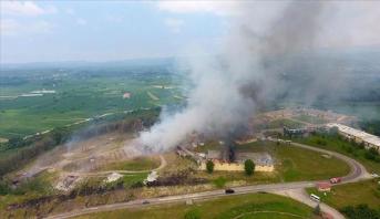 تركيا.. ارتفاع حصيلة ضحايا انفجار مصنع الألعاب النارية إلى 4 قتلى و97 مصابا