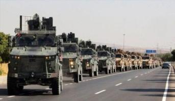 بدء تسيير الدوريات المشتركة التركية الروسية في شمال شرق سوريا