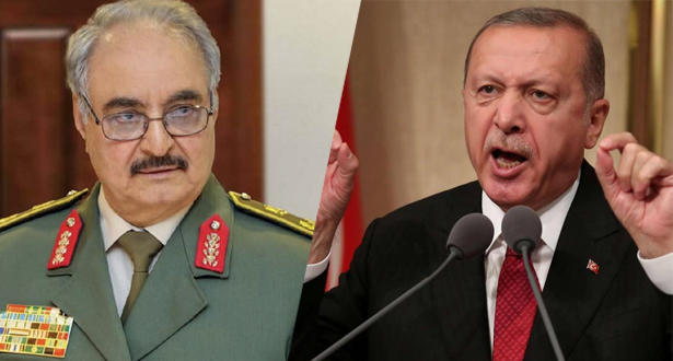 Libye: Erdogan menace Haftar s'il reprend ses attaques