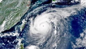 Corée du Sud: le typhon Maysak a fait un mort et plus de 2.000 déplacés