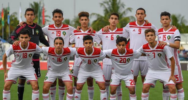 إقصاء المنتخب الوطني للفتيان من كأس الأمم الإفريقية
