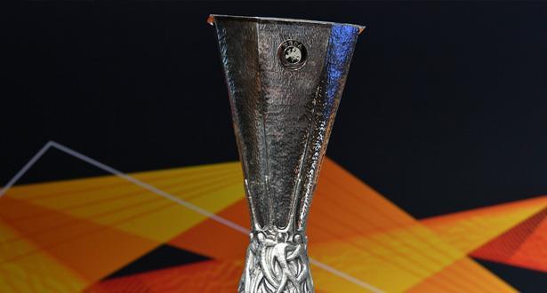 """نتائج قرعة """"أوروبا ليغ"""" .. أرسنال-نابولي الأبرز في ربع النهائي"""