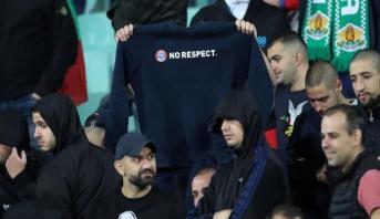 الشرطة البلغارية توقف ستة أشخاص على خلفية الهتافات العنصرية