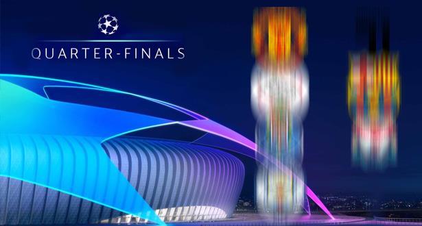 الأندية المتأهلة لدور ربع نهائي دوري أبطال أوروبا