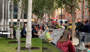 بريطانيا .. تعرض رجل للطعن خارج مقر وزارة الداخلية