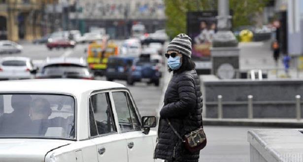 أوكرانيا تقرر اعتماد قواعد إضافية في نظام الحجر الصحي