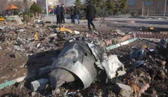 Crash de l'avion ukrainien: deux missiles ont été tirés