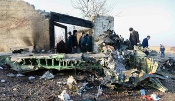 منظمة الطيران المدني الإيرانية تكشف معطيات جديدة بخصوص الطائرة الأوكرانية المنكوبة