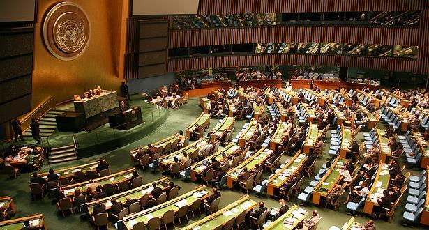 انطلاق أشغال الدورة الـ75 للجمعية العامة للأمم المتحدة في نيويورك