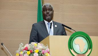 الاتحاد الإفريقي يشيد بجهود المغرب من خلال جمع الأطراف الليبية لإعادة تنشيط مسلسل إيجاد حل سياسي للأزمة الليبية