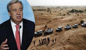 الأمم المتحدة تدين هجمات على بعثتها في مالي