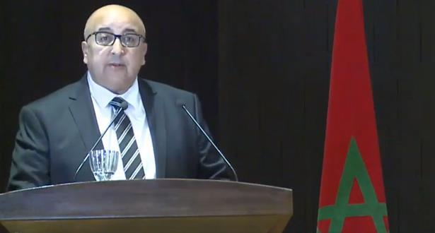تنصيب محمد غاشي رئيسا لجامعة محمد الخامس بالرباط