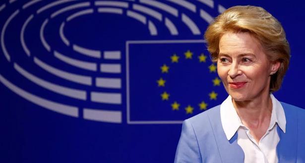 رئيسة المفوضية الأوروبية تقدم اعتذاراتها لإيطاليا