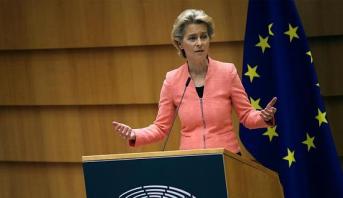 """رئيسة المفوضية الأوروبية تؤكد أنه من """"المستحيل"""" تعديل اتفاق بريكست بشكل أحادي"""