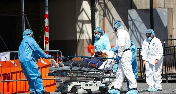 كوفيد-19.. الولايات المتحدة تحصي 4500 وفاة خلال 24 ساعة في حصيلة يومية قياسية