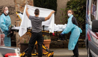 الولايات المتحدة تسجل 55 ألف إصابة جديدة بكورونا خلال 24 ساعة