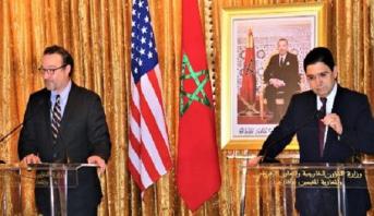 بوريطة:الشركة الأمريكية لتمويل التنمية الدولية تعتزم فتح فرع لها بالداخلة كمنصة إفريقية