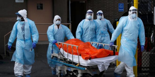 ارتفاع إجمالي عدد الإصابات بكورونا إلى 4,1 مليون إصابة في أمريكا