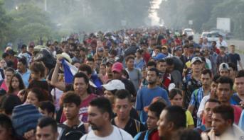 تقرير أممي : عدد المهاجرين يصل إلى 272 مليون عام 2019