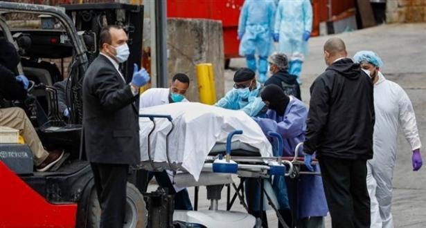 حصيلة يومية قياسية بفيروس كورونا في الولايات المتحدة تزيد عن 67 ألف إصابة