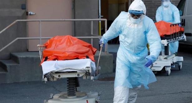 كوفيد-19: تسجيل أزيد من 100 ألف حالة وفاة بالولايات المتحدة