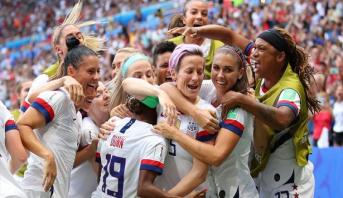 أربعة ملفات ترشيح لاستضافة كأس العالم للسيدات 2023