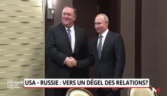 USA-Russie: vers un dégel des relations?