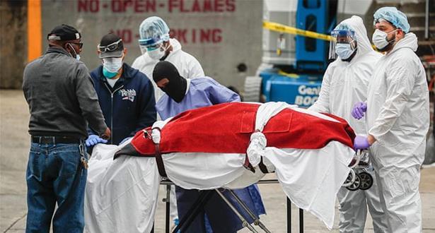 Coronavirus: record journalier des décès en Californie