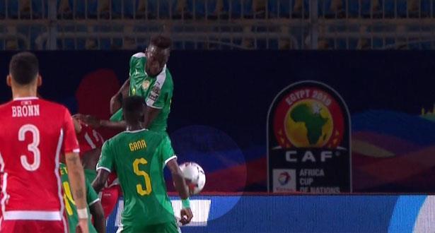 """""""الفار"""" يحرم """"نسور قرطاج"""" من التعادل أمام السنغال"""