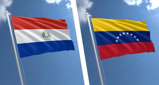 الباراغواي تعلن عن قطع علاقاتها الدبلوماسية مع فنزويلا