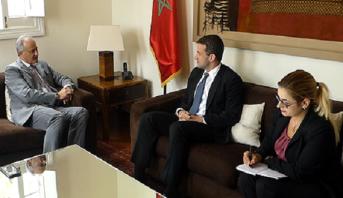 Le Venezuela veut établir des relations de coopération avec le Maroc