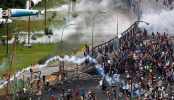 """بلدان مجموعة ليما تستدعي سفراءها بكراكاس احتجاجا على نتائج انتخابات رئاسية """"غير شرعية"""""""