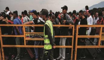 Trois millions de personnes ont fui le Venezuela depuis 2015 (ONU)