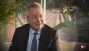 Edition Spéciale > Le PDG de VEOLIA Monde, Antoine Frérot, en entrevue exclusive à Medi1TV