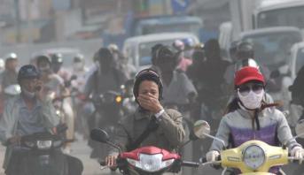فيتنام.. التلوث تسبب في وفاة أكثر من 71 ألف شخص سنة 2017