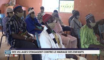 Mali: des villages s'engagent contre le mariage des enfants