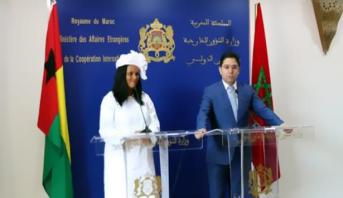 """غينيا بيساو تؤكد مجددا دعمها """"الثابت واللامشروط"""" لمغربية الصحراء ولمخطط الحكم الذاتي"""