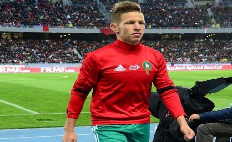 CHAN-2021: l'international marocain Abdelkrim Baadi positif au covid-19