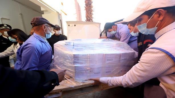 وزارة الصحة: المغرب يتوفر حاليا على سبعة ملايين جرعة من اللقاح المضاد لكوفيد-19
