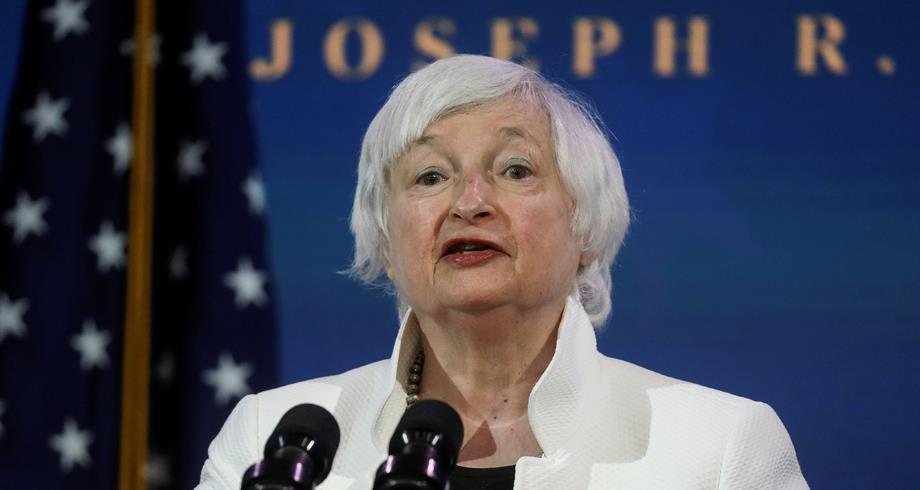 مجلس الشيوخ الأمريكي يصادق على تعيين جانيت يلين وزيرة للخزانة