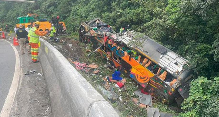 مصرع 19 شخصا على الأقل في حادثة سير بجنوب البرازيل