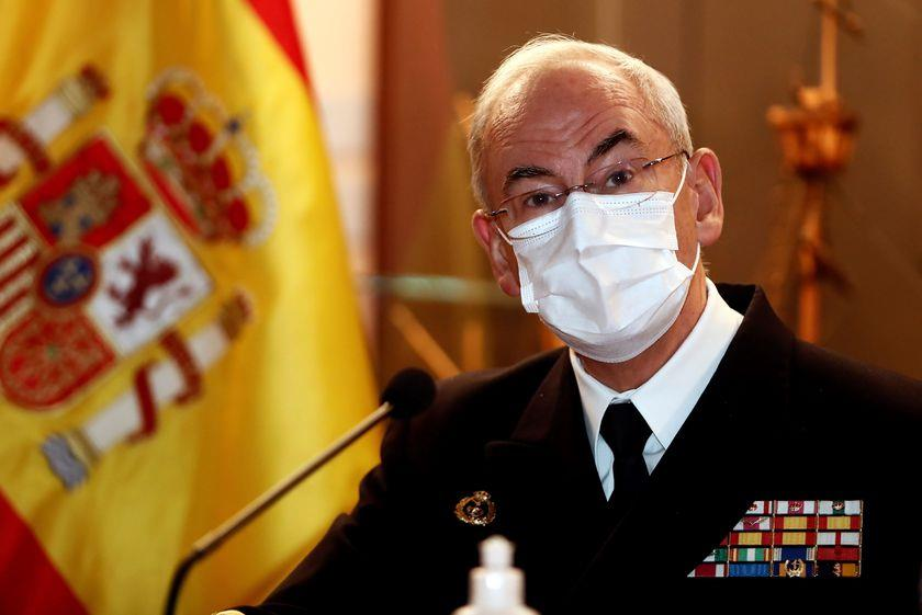 Nomination d'un nouveau chef de l'état-major de l'armée en Espagne