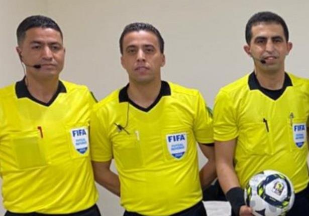 ترشيح ثلاثة حكام مغاربة لبطولة العالم داخل القاعة