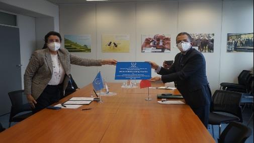 Autriche: signature d'un accord désignant le CNESTEN premier Centre d'Excellence africain de l'AIEA