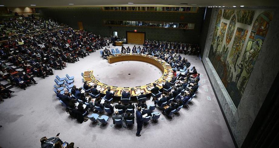 الكويت تطالب بتمثيل عربي دائم بمجلس الأمن