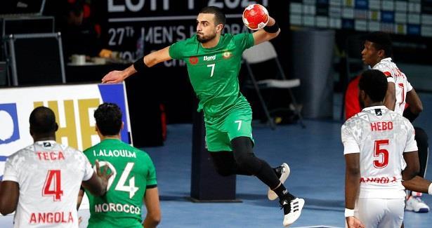مونديال اليد .. المنتخب المغربي يفوز على أنغولا ويُنهي المشاركة في الرتبة 29