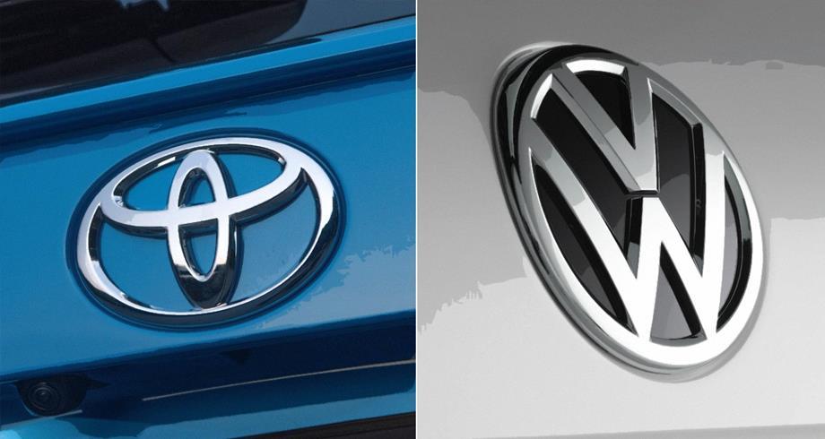 تويوتا تنتزع من فولكسفاغن المرتبة الأولى في العالم في مبيعات السيارات