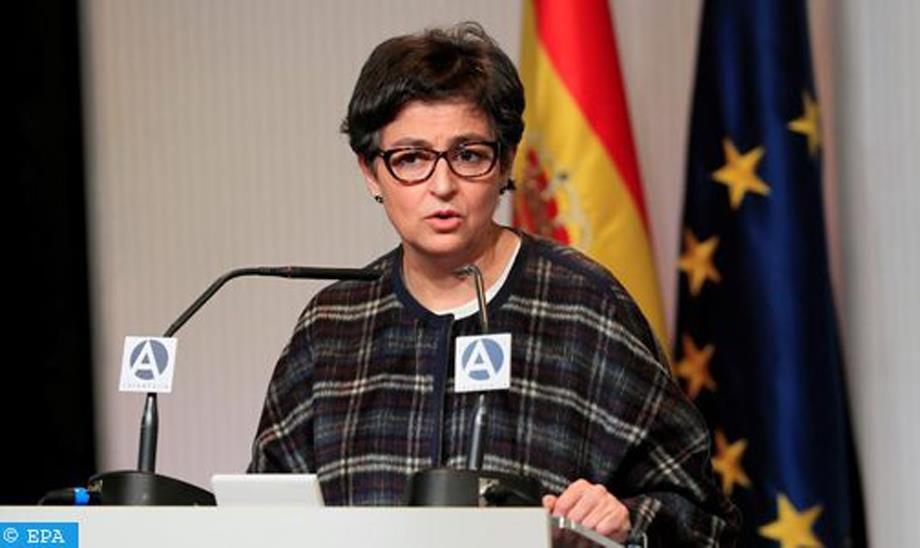 """وزيرة الخارجية الإسبانية تؤكد على """"قوة ونضح"""" العلاقات الإسبانية المغربية"""