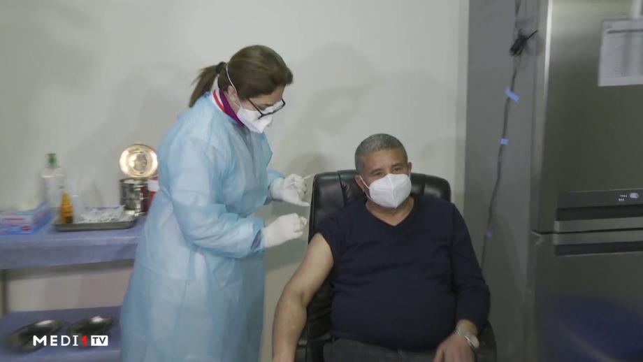 Coronavirus au Maroc: plus de 3 millions de personnes vaccinées à ce jour