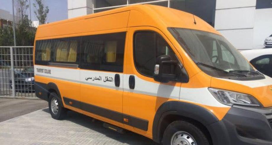 وزارة التجهيز والنقل: الرفع من الطاقة الاستيعابية لمركبات نقل المستخدمين والنقل المدرسي في حدود 75 في المائة